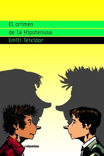 Crimen De La Hipotenusa Emili Teixidor Planeta,Editorial