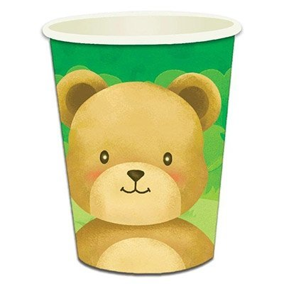 Teddy Bears Picnic Cups by Party Bits