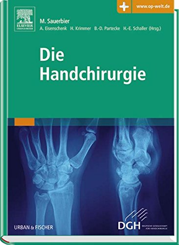Die Handchirurgie: mit Zugang zur Medizinwelt Test