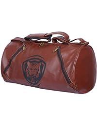 5798874d984 Fashion7 Leather Gym Bag - Duffel Bag for Fitness Freaks | Stylish Printed  Sports Bag (