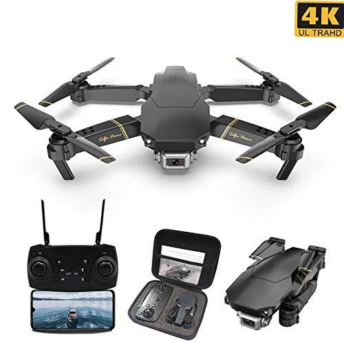 elegantstunning GD89 - Drone radiocomandato con Fotocamera HD 4K Opzionale FPV WiFi, Altezza Fissa, 4k