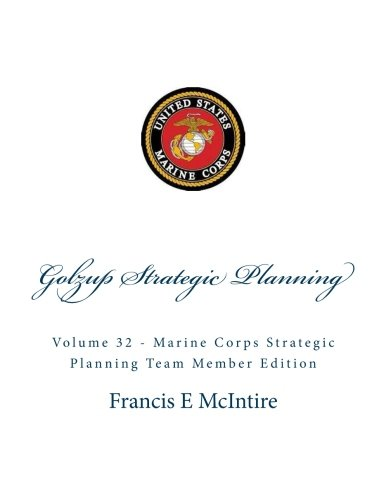 golzup-vol-32-marine-corps-strategic-planning-team-member-edition-team-member-volume-32