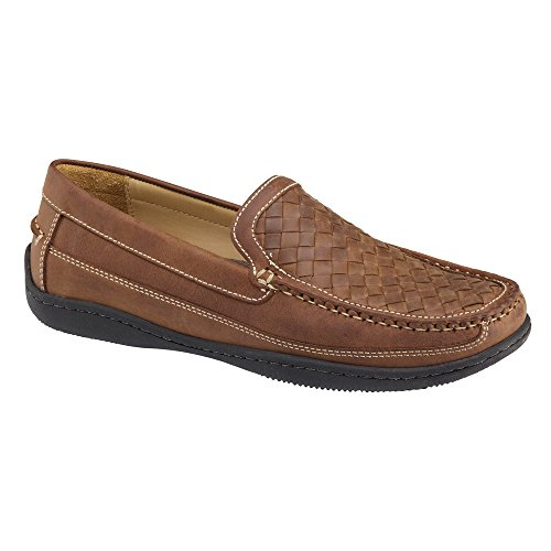 Johnston & Murphy - Mocasines para Hombre marrón Canela