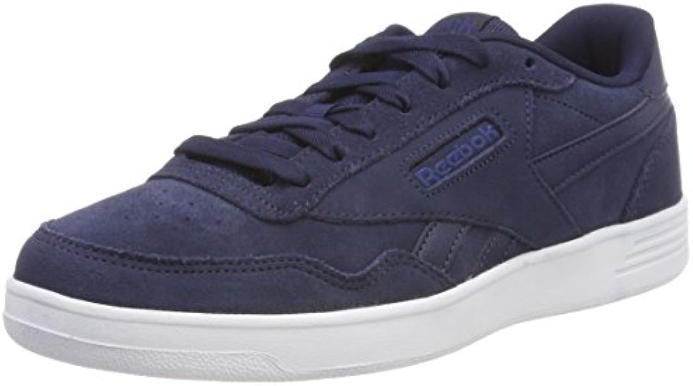 Reebok Royal Techque T LX, Zapatillas de Tenis para Hombre, Azul (SL/Collegiate Navy/Washed Blue/White 000), 42 EU  -