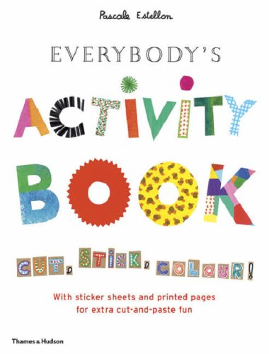 Everybody's Activity Book: Cut, Stick, Colour! thumbnail