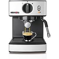 Mini Moka CM 1866 999.313 Cafetera, 1250 W 6.34013 Cups, 0 Decibeles, Acero