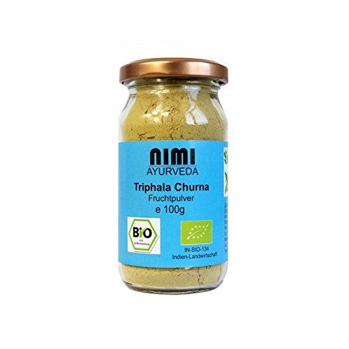 Nimi - Bio Triphala churna - 100g (Amalaki-kraut-pulver)