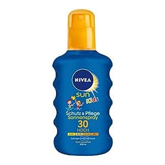 Nivea sun – Kids, spray solar para niños, lsf 30, (200 ml)