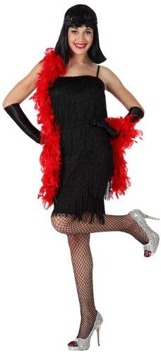 Imagen de atosa  disfraz de cabaret para mujer, talla xl 15598