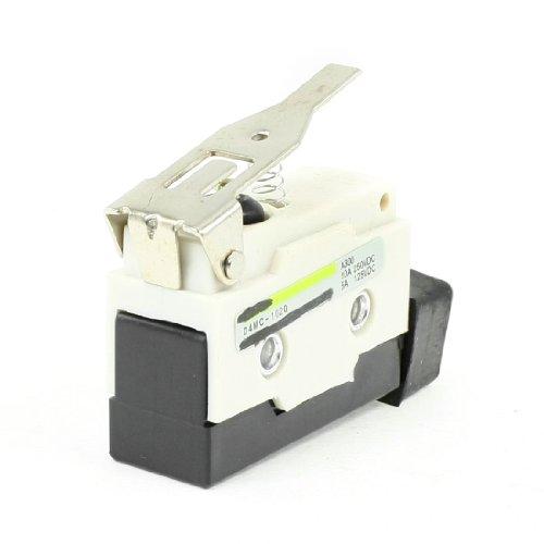 Aexit 250VDC 10A D4MC-1020 Lang Scharnier Hebelbetätiger SPDT Basis Mikro Endschalter