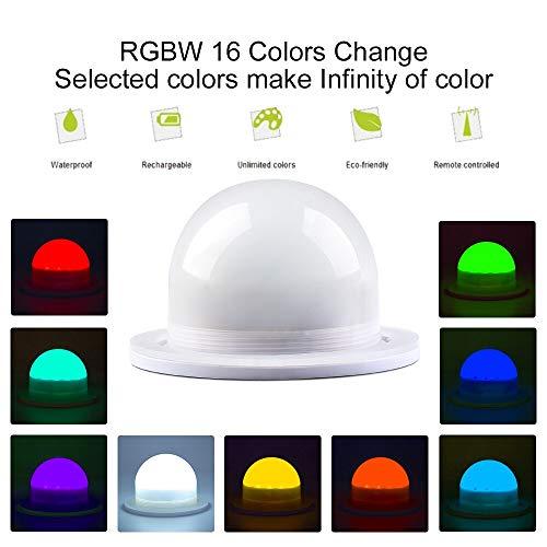 Sistema de iluminación de Muebles Recargable inalámbrico Controlador de batería Recargable a...