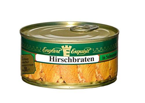 ENGLERT Hirschbraten/Dose, 1er Pack (1 x 300 g)