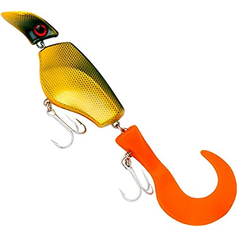 headb Anger LURES Tail flotante Dirty Roach