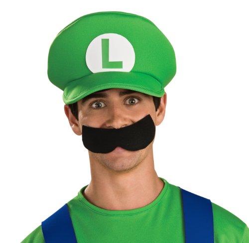 Super Mario Brothers, Deluxe Hat, Luigi (japan import)