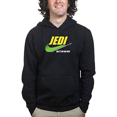 Jedi Knight Do it or Do Not Funny Hoodie Hoody