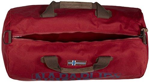 Napapijri BERING A, Borsa a spalla Unisex �?adulto Rosso (Rot (OLD RED 094))