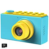 Kriogor Digital Toy Camera Children, Kids Mini Zoom Camera 2 Inch Screen 8MP