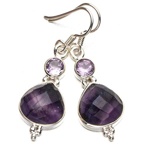 stargemstm-natural-fluorite-and-amethyst-boho-925-sterling-silver-drop-earrings-1-1-2