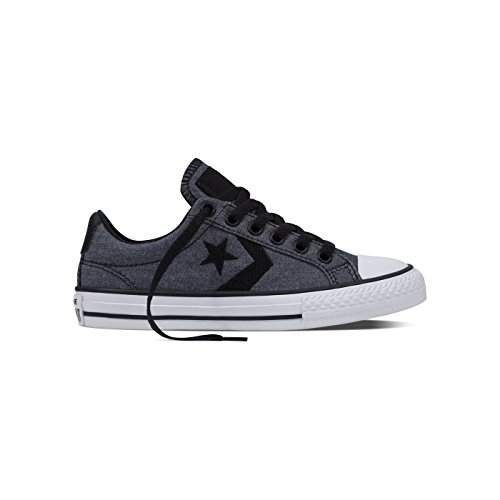 Converse Chucks Kinder 656627C Star Player EV OX Black White Schwarz Black