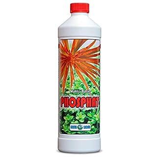 Aqua Rebell Makro Basic Phosphat 1L | Wasserpflanzen-Dünger zur optimalen Versorgung von Wasserpflanzen im Aquarium
