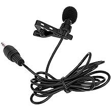 Forepin® Mini microfono con clip per Smartphone