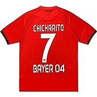 2016–17 Bayer Leverkusen Away Shirt Chicharito #7