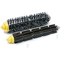 Tiendade - Kit de cepillos centrales para Roomba serie 600 y 700