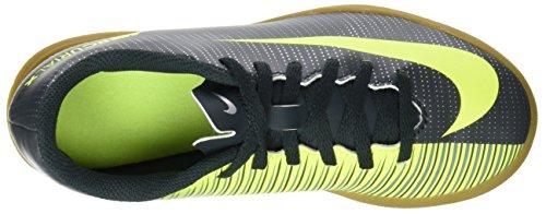 Nike 852495-376, Chaussures de Football en Salle Garçon Vert