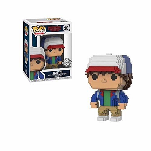 FunKo Pop! Stranger Things - 8 Bit Dustin