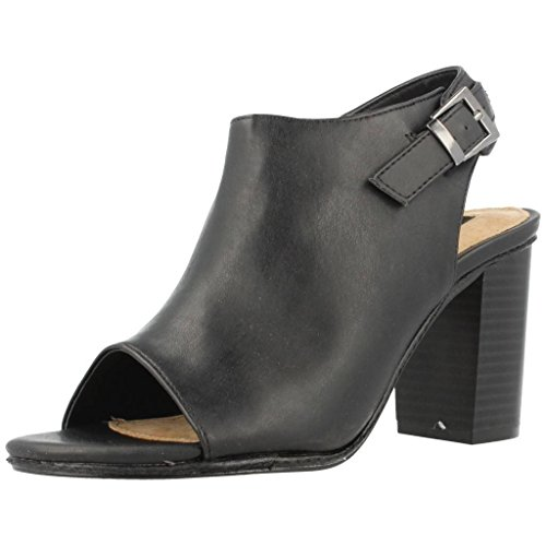 MTNG Sandales, Couleur Noir, Marque, modèle Sandales Luisa Noir Noir