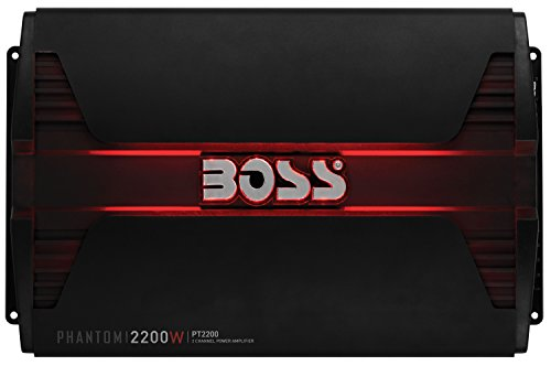 BOSS Audio PT2200 Phantom 2200W 2 Kanal,