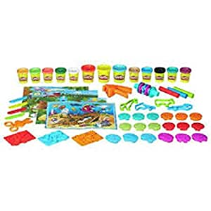 Play-Doh Zoo Adventure Playset by Unknown