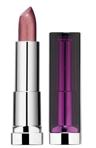 Maybelline Color Sensational Lippenstift Nr. 240 Galactic Mauve, multidimensionale Farbe für verführerische Lippen, feuchtigkeitsspendend durch nährenden Honignektar, 5 g