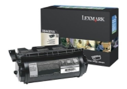 Compare Prices for Lexmark – X644X11E 0X644X11E X644e X646e X646ef x646dte MFP Laser toner cartridge – Extra High Yield – 1 x black – 32000 pages – LRP