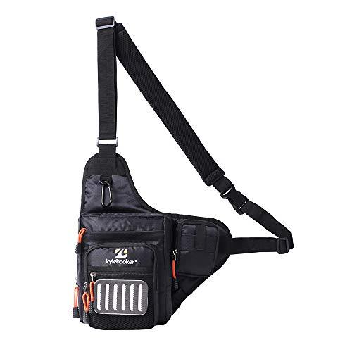 Marsupio per pesca-borsa tactical waist pack militare packs multifunzione borsa a tracolla per attrezzi per l'arrampicata all'aperto arrampicata pesca caccia con cerotto eva