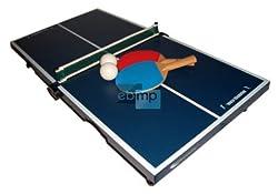 Mini-Tischtennisplatte Tischtennis-Platte+2Schläger+Zub
