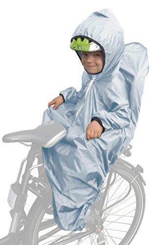 SUNNYBABY Fahrradsitzregencape accessoires, gris