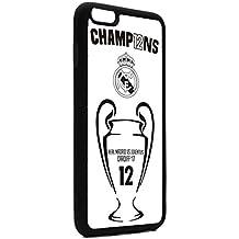 Funda Real Madrid - Campéon de Champions 12 (Iphone 6/6s)