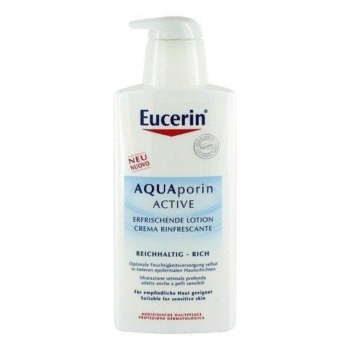 Eucerin Crema Per Il Corpo Emulsione Per Pelli Secche Aquaporin Rich 400 Ml