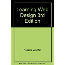 Learning Web Design 3rd Edition