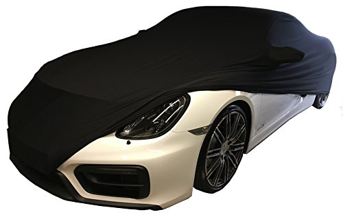 LEDmich Super-Soft Indoor Car Cover Auto Schutz