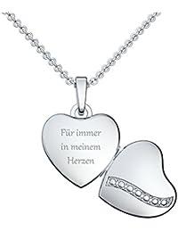 Medaillon silber  Suchergebnis auf Amazon.de für: Medallion Kette: Schmuck
