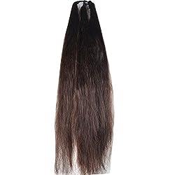 AASA Hair Choti For Women Wedding, Parandi For Girls Stylish, Brown, 35 Gram, Pack Of 1 (10261)