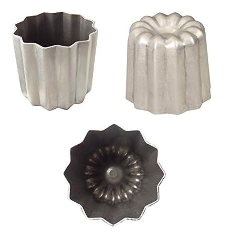 Gobel 729540Einzelne Muffinformen, 6 Stück