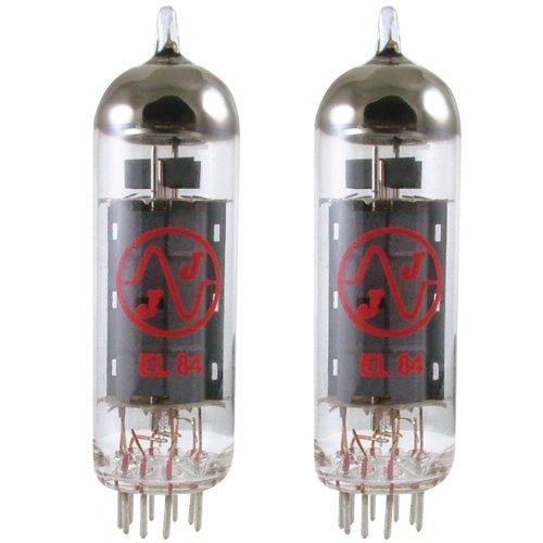 JJ Electronics T-EL84-JJ-MP Vakuumröhre EL84/6BQ5, 2 Stück