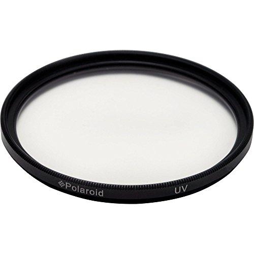 Polaroid pl-filuv49 Ultraviolet (UV) Camera Filter 49 mm Camera Filter –  Camera Filter (4 9 cm, Ultraviolet (UV) Camera Filter, 1 pc (S))