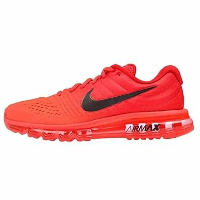 new style 6a2c6 d1e09 ... Nike Men s Air Max 2017, Bright Crimson Black, 11. 5 M US