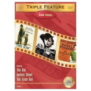 Triple Feature Drama Classics, Vol. 7: The Kid/Joyless Street/The Extra Girl by Asta Nielsen