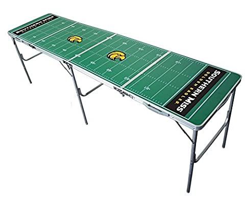 Southern Miss Golden Eagles 2x8 Tailgate Table by Wild Sports by Wild Sales