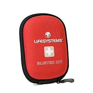 41QirCZirQL. SS300  - Lifesystems Blister First Aid Kit - Red